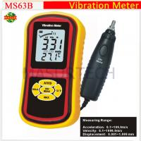 Wholesale pocket digital vibrometer tester MS63B from china suppliers