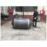 Wholesale Carbon Steel Vertical / Horizontal Air Receiver Extra Replacement Tank For Air Compressor from china suppliers