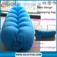 Wholesale factory detect sale new design Lazy Bag Laybag Sleeping Bag Fast Inflatable from china suppliers