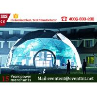 Wholesale Outdoor large Geodesic dome marquee circus tent event tent camping family tent for sale from china suppliers