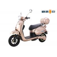Wholesale Hand Brake 650W Ladies Electric Scooter 60v 20ah Alloy Wheel Rear from china suppliers