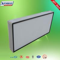 Wholesale High Efficiency Hepa Air Filters Fiber Glass Air Filter Home Media Ceiling Air Outlet from china suppliers