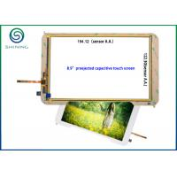 Wholesale 3.3V - 5V 8.9'' Capacitive Monitor Touch Panel 85% Transmitaance from china suppliers