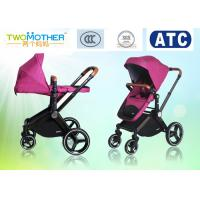 Wholesale Popular Childrens Baby Boy Strollers Safety First Folding Four Wheeled from china suppliers