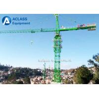Wholesale Topkit External Climbing Tower Crane 10 ton ISO / CE /  CU-TR Approved from china suppliers