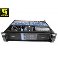 Wholesale 12KG 1100 Watts 2 Channel Power Amplifier DJ Bass Tube Amplifiers for Karaoke System from china suppliers