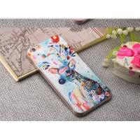 Wholesale Colorful Painting TPU Phone Case Cell Phone Accessories For Iphone 7 / Iphone 7 Plus from china suppliers