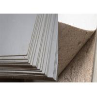 Wholesale Environmently Book Cover Strawboard Paper 2.03mm /1300g with Full Side Grey from china suppliers