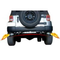 Wholesale Jeep Wrangler 2007 - 2016 JK Automobile Spare Parts Metal Side Exhaust System from china suppliers