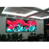 Wholesale Custom Large LED Screen RGB Indoor Advertising LED Display For Exhibition from china suppliers