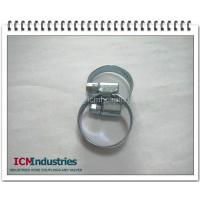 China worm drive hose clamps Germany type on sale