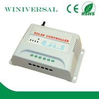 Wholesale 10A 12/4V pwm intelligent pwm solar charge controller from china suppliers