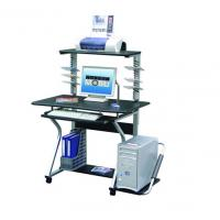 Wholesale Upright MDF / PB Board Office Computer Table Movable Spanish-attractive DX-091 from china suppliers