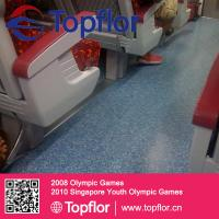 Wholesale Top Quality Waterproof Safety Commercial Transport PVC Flooring from china suppliers