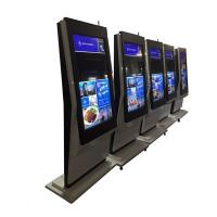 Wholesale 46 And 55 Inch Floor Standing Wifi Network Digital Signage With Touch Panel from china suppliers
