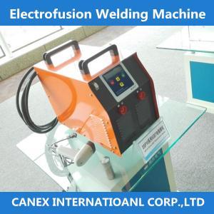 Electro fusion maquina de soldadura/electro fusion welding machine for pe pipe
