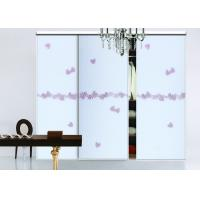 Wholesale Custom Glass Built In Wardrobes With Sliding Doors Free Standing Plywood Carcass from china suppliers