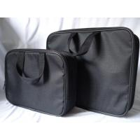 Wholesale Car Padded Portable DVD Carry Bag With Zipper Interior Mesh Pocket from china suppliers