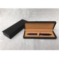 Wholesale Black Painted Pen Gift Boxes Velvet Inside With High - Grade Protecting from china suppliers