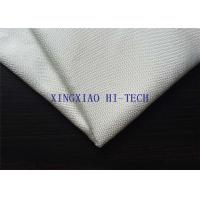 Quality 550℃ 3732 Fiberglass Heat Insulating Fabric Fire Resistant Twill Weaving for sale