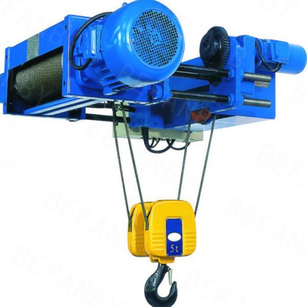Overhead Crane Vibration : Ton double speed chain heavy capacity hoist crane winch