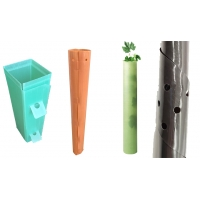 welded tree guard plant protector
