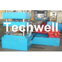 Wholesale 2 - 4mm W Beam Wave Guardrail Roll Forming Machine for Making Highway Guardrail from china suppliers
