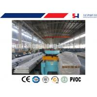 Wholesale Fast Speed Metal Deck Roll Forming Machine , Punching Metal Mesh Production Line from china suppliers