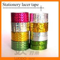 Quality Colorful glitter tape for decoration for sale
