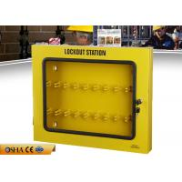 Wholesale 30 Lock Lockout Tagout Station  from china suppliers