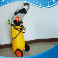 Quality SH782A-Portable Eye wash 12 litre meets ansi z358.1-2012 yellow color with safety eye wash sign for sale