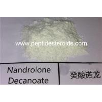 Wholesale Pharmaceutical Nandrolone Steroid Decanoate Deca Durabolin Raw Powder CAS 360-70-3 from china suppliers