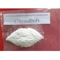 Wholesale Muscle Growth Oral Turinabol Anabolic Steroids Hormones 4 Chlorodehydromethyltestosterone from china suppliers