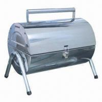 Wholesale Charcoal BBQ Grill with Double Cooking Area from china suppliers
