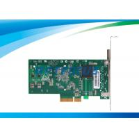 Wholesale PCI Express Network Card Dual Ethernet Ports 32°F - 131°F Copper Connector from china suppliers