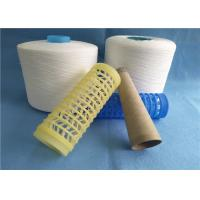 Wholesale OEKO Ring Spun TFO Yarn 100% Spun Polyester Yarn For Making Sewing Thread from china suppliers