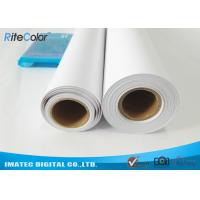 Wholesale Professional Inkjet Print RC Photo Printing Roll Paper For Epson Plotter 240g from china suppliers