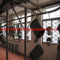 Wholesale Car Auto Parts Powder Painting Spraying Line System Plant from china suppliers