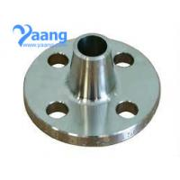 Wholesale stainless steel weld neck raise face flange from china suppliers