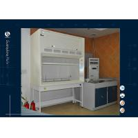 Wholesale 4 Feet / 5 Feet / 6 Feet Steel Ductless Fume Hood  Science Projects Experiments from china suppliers