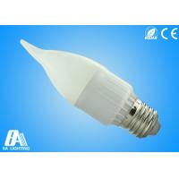 Wholesale 3W LED Light Candle Bulbs Diffusion Cover With Color Temparature from china suppliers