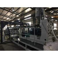 Wholesale High Speed 1 Layer PET Sheet Extrusion Line , Single Screw Extruder Machine from china suppliers
