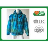 Wholesale Outdoor Waterproof Windproof Softshell Jacket With Hood 100% Nylon Material from china suppliers