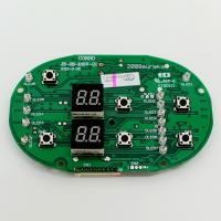 Wholesale PCBA manufacturer for OEM custom made lead-free HASL pcb clone from china suppliers