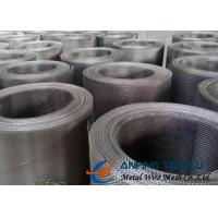 Wholesale Plain Weave Square Woven Wire Mesh, SS304 & SS316 With Standard AISI from china suppliers
