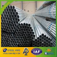 Wholesale pre galvanized steel pipe,pre galvanized steel tube from china suppliers