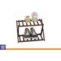 Wholesale Space Saver Wooden Shoe Storage Cabinets Small Capacity 37 X 26 X 25.5 Cm from china suppliers