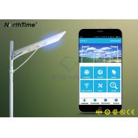 Wholesale 6 Watt - 120 Watt 	All In One Solar Street Light with Motion Sensor Phone APP from china suppliers
