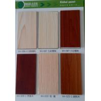 Buy cheap 18mm E1 glue melamine plywood from wholesalers