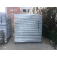 Wholesale temporary fencing packing in metal pallet all brand new meet AS4687-2007 temp fence shop supplier from china suppliers